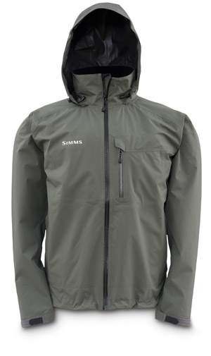 <font color=red>On Sale - Clearance</font><br>Simms GORE-TEX Paclite Jacket - Gunmetal