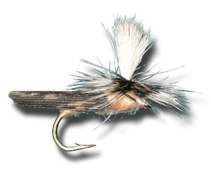 Parachute Caddis - Tan