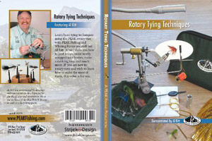 Peak Rotary Tying Technique DVD