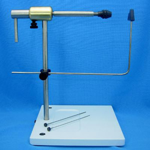 Peak Tube Fly Vise - C-Clamp Model