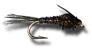 Pheasant Tail - Black