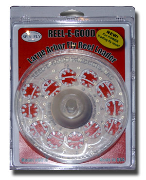 Reel E Good Large Arbor Fly Reel Loader