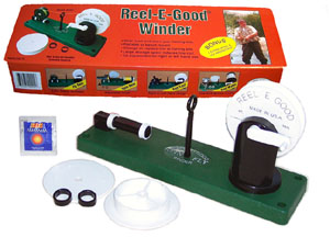 Reel E Good Line Winder