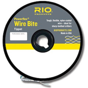 Rio Powerflex Wire Bite Tippet