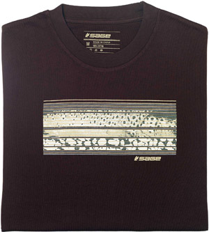 Sage Riparian Strata Long-Sleeve Tee