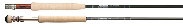 Sage ESN Fly Rods