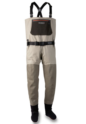 <font color=red>On Sale - Clearance</font><br>Simms G3 Guide Stockingfoot Waders - Sterling