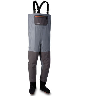 Fly fishing flies on sale clearance simms rivershed for Fly fishing waders sale