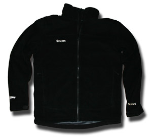 <font color=red>On Sale - Clearance</font><br>Simms Skiff Windstopper Jacket - Anthracite