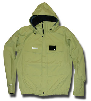 <font color=red>On Sale - Clearance</font><br>Simms Skwala GTX Pro Jacket  - Kelp