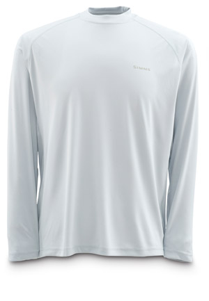 <font color=red>On Sale - Clearance</font><br>Simms Solarflex™ Shirt Long Sleeve - Ash Gray