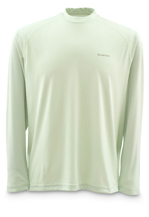 <font color=red>On Sale - Clearance</font><br>Simms Solarflex™ Shirt Long Sleeve - Wasabi