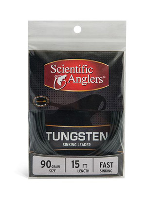 <font color=red>On Sale - Clearance</font><br>Scientific Anglers Spey Tungsten Leader