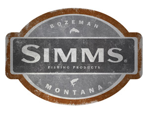 Simms Authorized Decal
