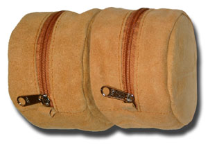 Double Suede Reel Case