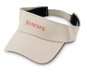 <font color=red>On Sale - Clearance</font><br>Simms Sun Visor