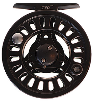 TFO Prism Cast Large Arbor Fly Reel - 7/8wt