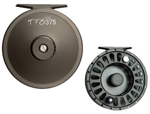 TFO 340 Large Arbor Fly Reel