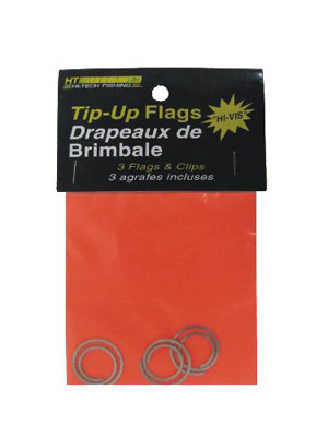 Tip-up Flag - Orange