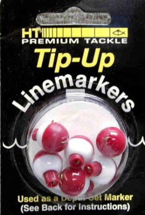 Tip-up Line Markers - 1/2""