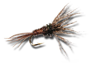 Tenkara Pheasant Tail Nymph
