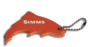 Simms Thirsty Trout Bottle Opener