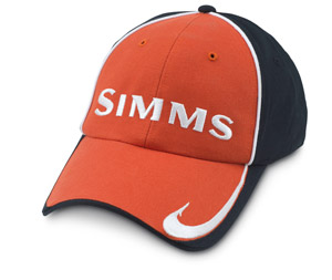 <font color=red>On Sale - Clearance</font><br>Simms Tournament Cap