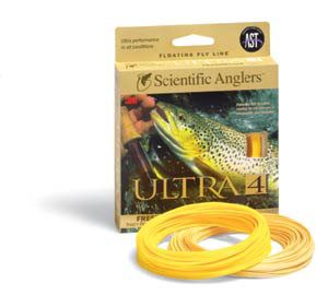 Ultra 4 Fly Line, Sunrise