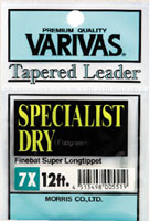 Varivas Specialist Dry Tapered Leader