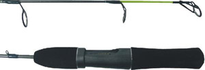 HT Woodsman Ice Rod