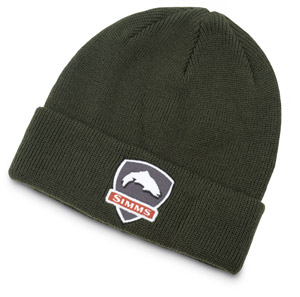 <font color=red>On Sale - Clearance</font><br>Simms Trout Watch Cap Beanie