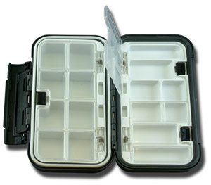 Waterproof 16 Compartment Fly Box
