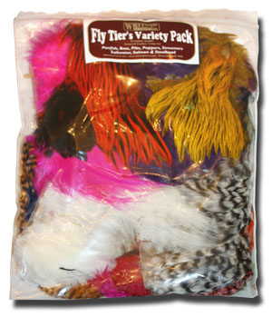 Whiting Farms Fly Tier's Variety Pack