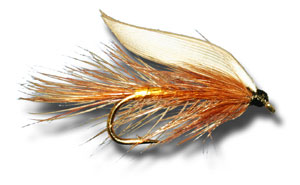 Wickham's Fancy Wet Fly