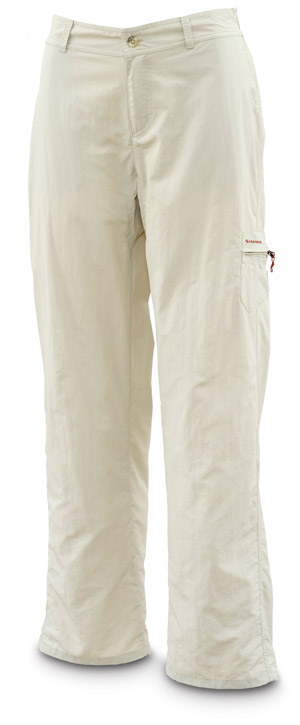 <font color=red>On Sale - Clearance</font><br>Simms Women's Superlight Pant - Oyster
