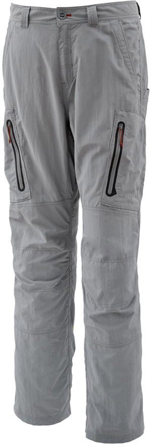 <font color=red>On Sale - Clearance</font><br>Simms Arapaima Pant - Concrete
