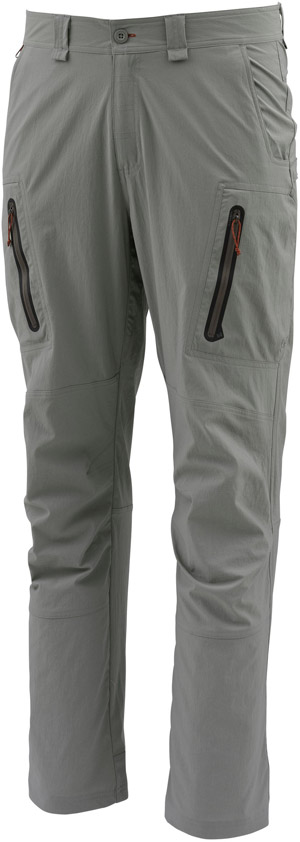<font color=red>On Sale - Clearance</font><br>Simms Arapaima Pant - Gunmetal