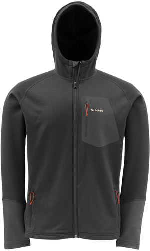 Simms AXIS Hoody - Black