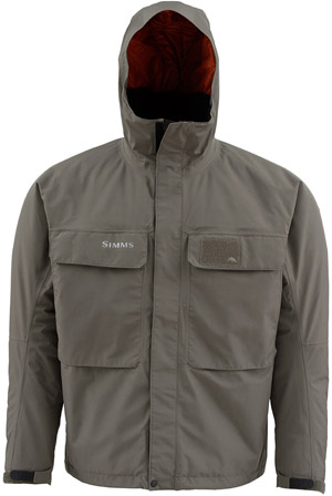 Fly fishing flies on sale clearance simms bulkley for Fly fishing rain jacket
