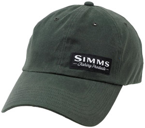 <font color=red>On Sale - Clearance</font><br>Simms Cascadia Cap - Loden