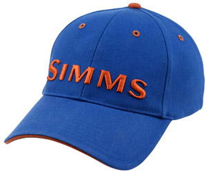 <font color=red>On Sale - Clearance</font><br>Simms Contender Fitted Cap - Night Fall
