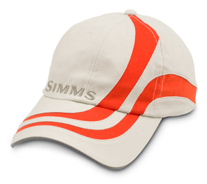 <font color=red>On Sale - Clearance</font><br>Simms Contender Twill Cap