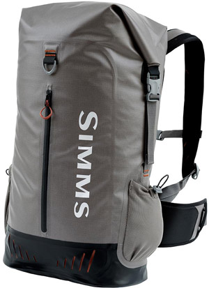 Simms Dry Creek Backpack - Greystone