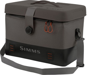 <font color=red>On Sale - Clearance</font><br>Simms Dry Creek Boat Bag - Large - Greystone