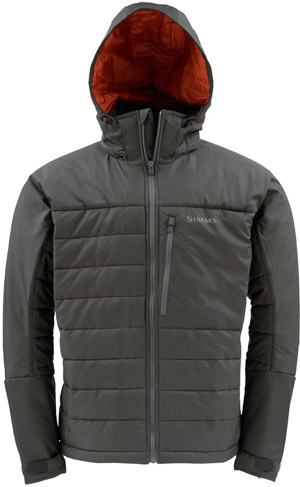 <font color=red>On Sale - Clearance</font><br>Simms Exstream Jacket - Dk Gunmetal (2013 Style)
