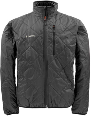 <font color=red>On Sale - Clearance</font><br>Simms Fall Run Jacket - Black (2014 Style)
