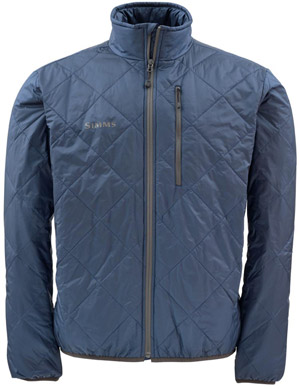 <font color=red>On Sale - Clearance</font><br>Simms Fall Run Jacket - Navy (2013 Style)