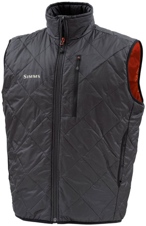<font color=red>On Sale - Clearance</font><br>Simms Fall Run Vest - Black