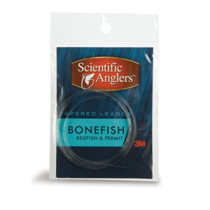 <font color=red>On Sale - Clearance</font><br>Scientific Anglers Premium Saltwater Leaders - Bonefish / Redfish / Permit