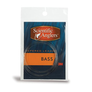 Scientific Anglers Premium Freshwater Leaders - Bass
